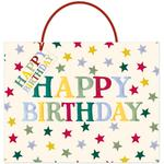 Emma Bridgewater Happy Birthday Gift Bag, Shopper