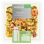 Waitrose Cous Cous & Roasted Vegetable Salad