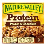 Nature Valley Protein Peanut & Chocolate Cereal Bars