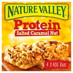 Nature Valley Protein Bars Salted Caramel & Nut
