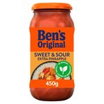 Uncle Ben's Sweet & Sour Extra Pineapple Sauce
