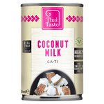Thai Taste Coconut Milk