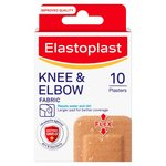 Elastoplast Knee & Elbow Fabric Plasters