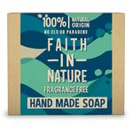 Faith in Nature Unfragranced Pure Hand Made Soap Bar