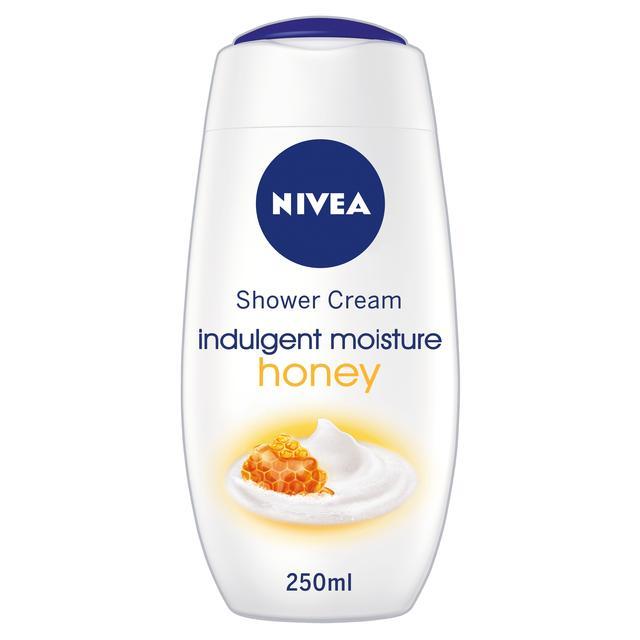 nivea honey u0026 milk shower cream