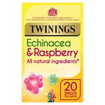 Twinings Echinacea & Raspberry Tea Bags