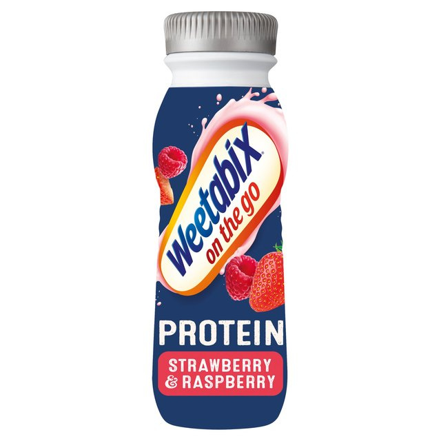 Weetabix On The Go Strawberry & Raspberry Protein Drink