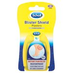 Scholl Blister Shield Large Plasters