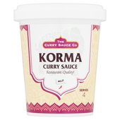 The Curry Sauce Co. Korma Curry Sauce