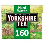 Yorkshire Hard Water Teabags