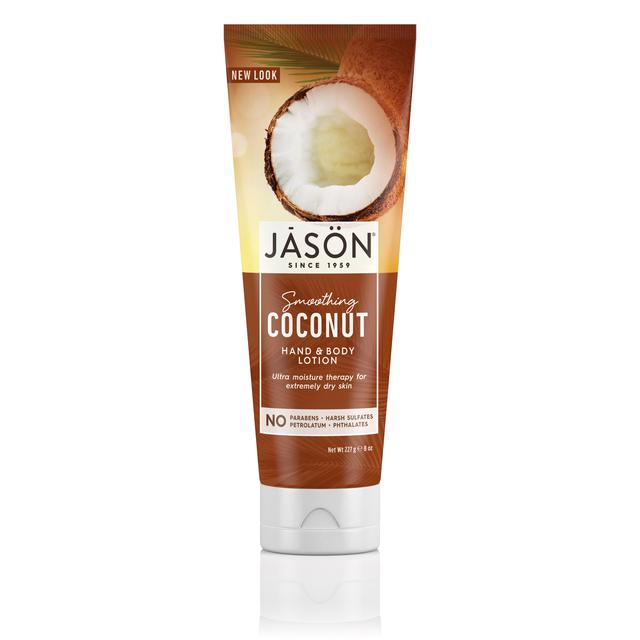Jason Vegan Coconut Hand & Body Lotion