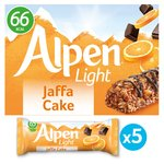 Alpen Light Jaffacake Bars