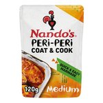 Nando's Medium Coat 'n Cook Marinade