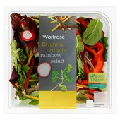 Waitrose Rainbow Salad Bowl