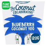 The Coconut Collaborative Dairy Free Blueberry Yogurt