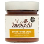 Joe & Seph's Sticky Toffee Sauce