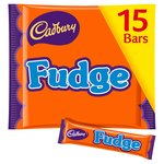 Cadbury Fudge Treatsize Pack