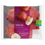 Waitrose British Royal Gala Apples