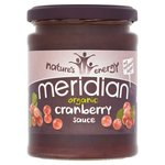 Meridian Organic Low Sugar Cranberry Sauce