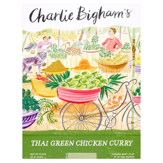 Charlie Bigham's Thai Green Curry for 2