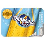 Orangina Light Sparkling Fruit Drink