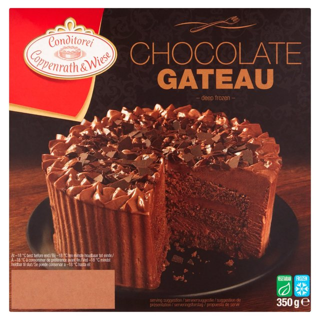 Coppenrath Wiese Chocolate Gateau Frozen Ocado