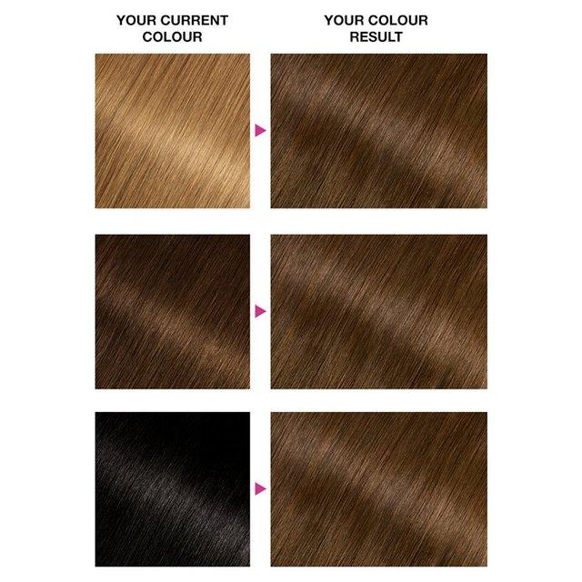 Garnier Olia 4 15 Iced Chocolate Brown Permanent Hair Dye