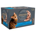 Encore Cat Pouch Multipack Fish