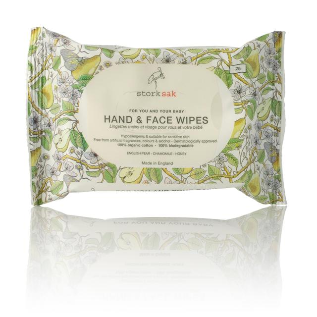 Storksak Organic Wipes
