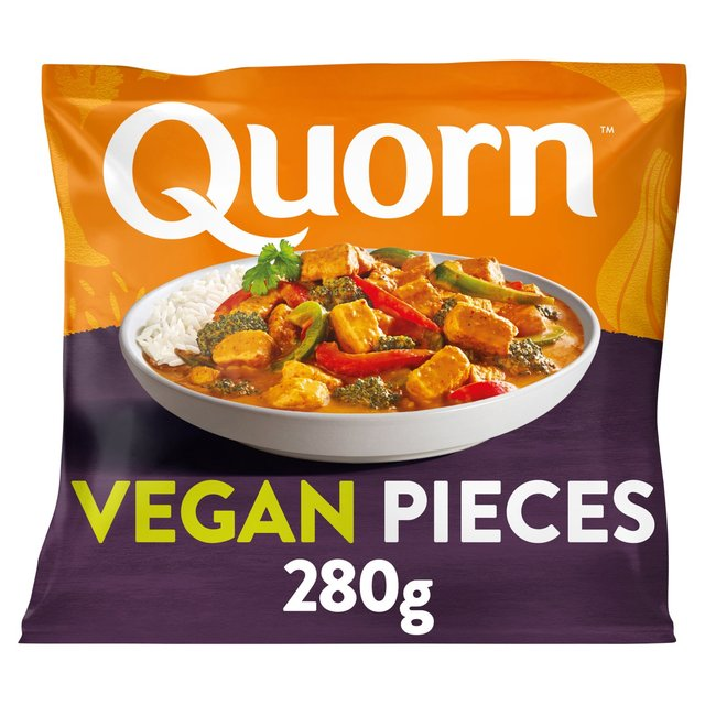 Quorn Frozen Vegan Pieces