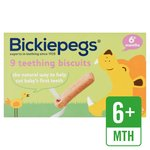 Bickiepegs Natural Teething Biscuits for Children