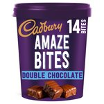 Cadbury Double Chocolate Amazebites