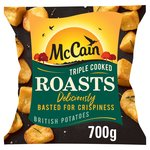 McCain Roast Potatoes Frozen