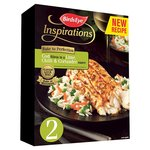 Birds Eye Inspirations 2 Cod Fillets in a Lime & Chilli Sauce Frozen
