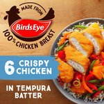 Birds Eye 6 Crispy Chicken Grills Frozen