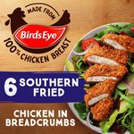 Birds Eye 6 Southern Fried Chicken Grills Frozen