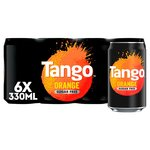 Tango Orange No Added Sugar