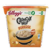 Kelloggs Crunchy Nut Porridge Pot