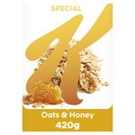 Kelloggs Special K Oats & Honey