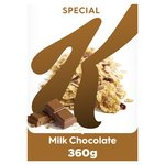 Kelloggs Special K Milk Chocolate