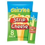Dairylea 8 Strip Cheese