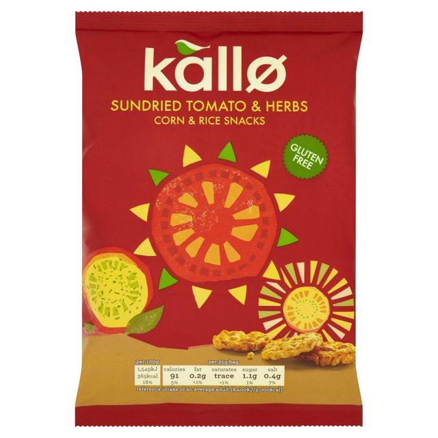 Kallo Salt Free Rice Cakes