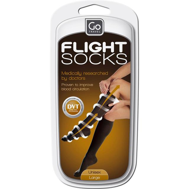 Go Travel Flight Support Socks (L)