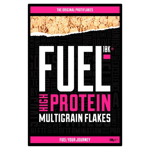 Fuel Protiflakes Protein Boosted Multigrain Flakes