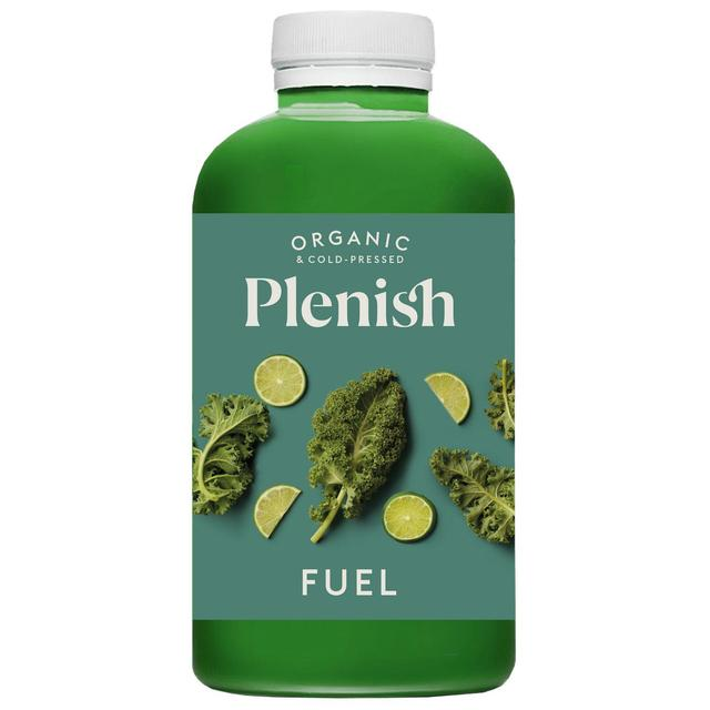 Cold Pressed Juice >> Plenish Fuel Organic Raw Cold Pressed Juice Spinach Kale 250ml From