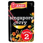 Amoy Singapore Curry Stir Fry Sauce