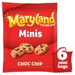 Maryland Mini Chocolate Chip Cookies