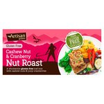 Artisan Grains Cashew & Cranberry Nut Roast Mix