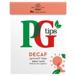 PG tips Decaf Pyramid Teabags