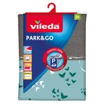 Vileda Park & Go Ironing Board Cover Universal Size